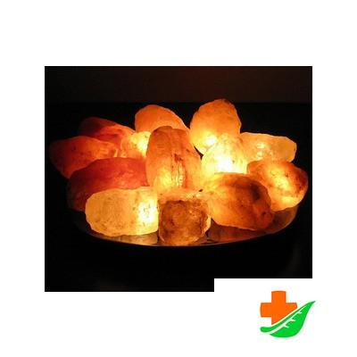 Солевая лампа «Огненная ЧАША» в Барнауле