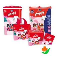 Подгузники HAPPY Junior 12-25 кг 1 шт