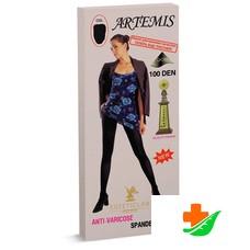 Колготы ARTEMIS универсальный размер, цвет черные, 100 Den