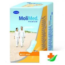 Прокладки урологические HARTMANN MoliMed Premium Micro 14 шт