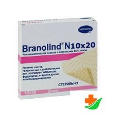 Повязка BRANOLIND N стерильная ранозаживляющая 10*20 см
