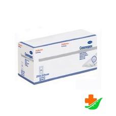 Повязка COSMOPORE Antibact с серебром стерильная 20*10 см