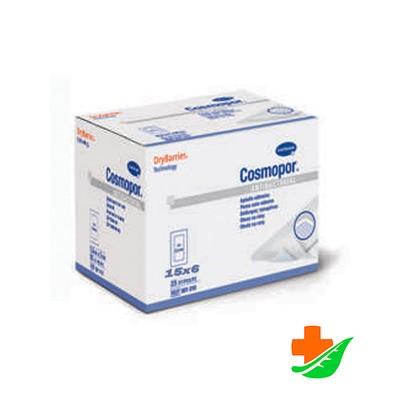 Повязка COSMOPORE Antibact с серебром стерильная 15*6 см в Барнауле