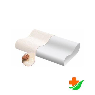 Подушка ортопедическая ТРИВЕС ТОП-119 (с эффектом памяти)