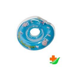 Круг на шею для купания, полуцветный (6-36кг) 0031