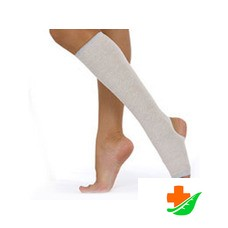 Чулок антиварикозный ФАРМ со швом (до колена) ЧМК-ЛПП