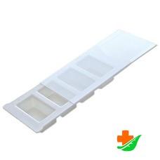 Таблетница (пенал)  для хранения и напоминания о приёме лекарств с поддоном