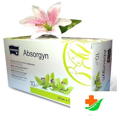 Прокладки для рожениц BELLA Absorgyn стерильные 10 шт