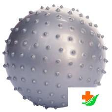 Мяч гимнастический ТРИВЕС М-130 игольчатый, диаметр 30 см