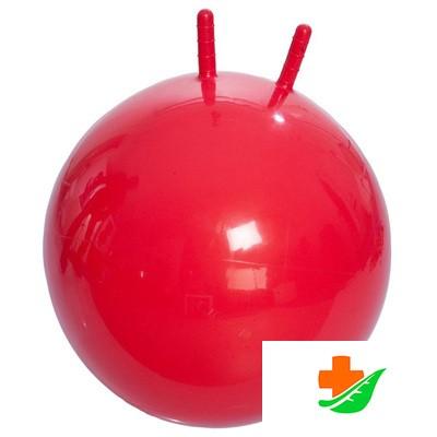 Мяч-фитбол ТРИВЕС М-355 детский для занятий ЛФК, с рожками, диаметр 55 см в Барнауле