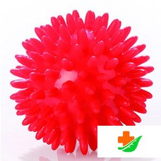 Мяч гимнастический ТРИВЕС М-107 игольчатый, диаметр 7 см