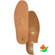 Стельки ортопедические ТРИВЕС СТ-101 для закрытой обуви, полужесткие, флис