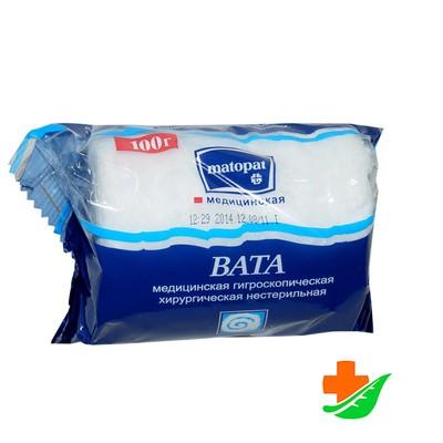 Вата BELLA Cotton в рулоне хлопок 100 гр в Барнауле