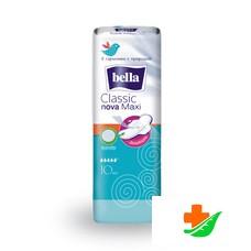 Прокладки BELLA Nova Classic Maxi Drainette 10шт