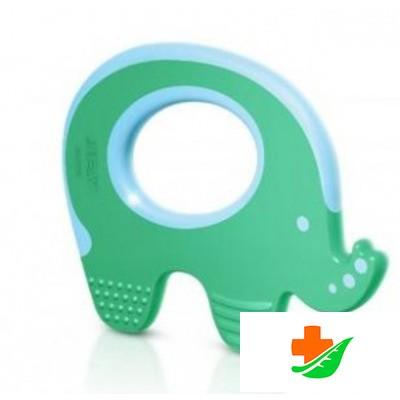 Прорезыватель для зубов AVENT 86300 «Слоненок» 6+ в Барнауле