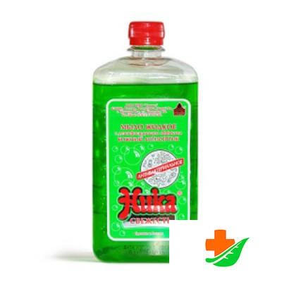Жидкое мыло ГЕНИКС Ника-свежесть антибактериальное, 1 кг (для рук) в Барнауле