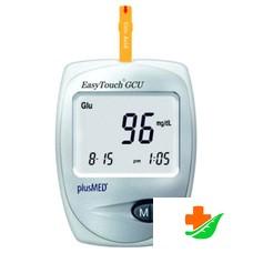 Глюкометр EASYTOUCH GCU 3 в 1 (глюкоза, холестрин, мочевая кислота)