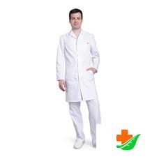 Халат медицинский Практик мужской рост 182-188