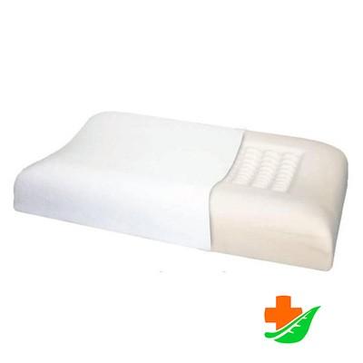 Подушка ортопедическая ТРИВЕС ТОП-142 с эффектом памяти под голову