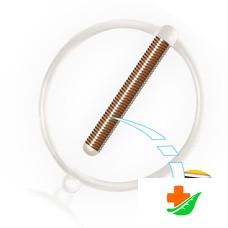 Внутриматочное противозачаточное средство Юнона Био-Т Ag кольцеобразной формы тип №2