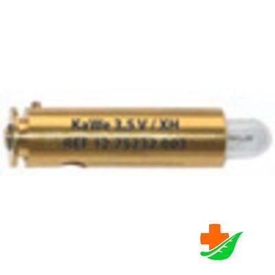 Лампочка KAWE (12.75323.003) для офтальмоскопа Eurolight Е36 ксенон-галогеновая 3,5В