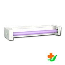 Облучатель бактерицидный ОБНП 1*15-01 (со шнуром) настенно-потолочный с лампой