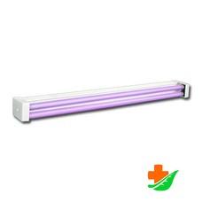 Облучатель бактерицидный ОБНП 2*30-01 (со шнуром) настенно-потолочный с лампами