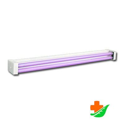 Облучатель бактерицидный ОБНП 2*30-01 (со шнуром) настенно-потолочный