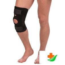 Бандаж на коленный сустав ТРИВЕС Т.44.12 (Т-8512) со спиральными ребрами жесткости