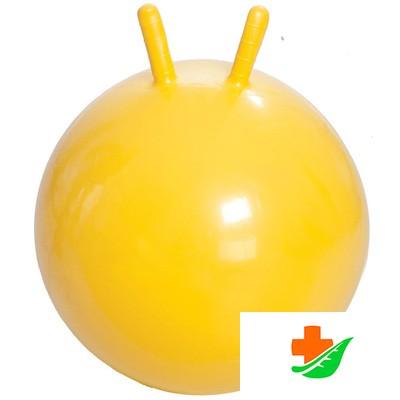 Мяч детский ТРИВЕС М-345 (фитбол) с рожками d45см в Барнауле