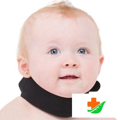 Бандаж на шейный отдел позвоночника ТРИВЕС Expert ТВ-001 для новорожденных и грудничков в Барнауле