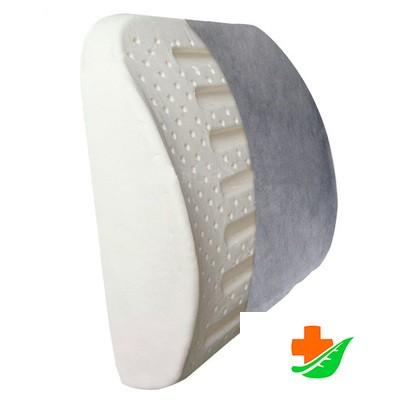 Ортопедическая подушка ТРИВЕС ТОП-227 под спину из латекса