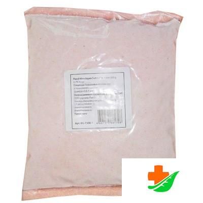 Соль розово-красная WONDER LIFE Гималайская мелкий помол экономичная упаковка 500гр. в Барнауле