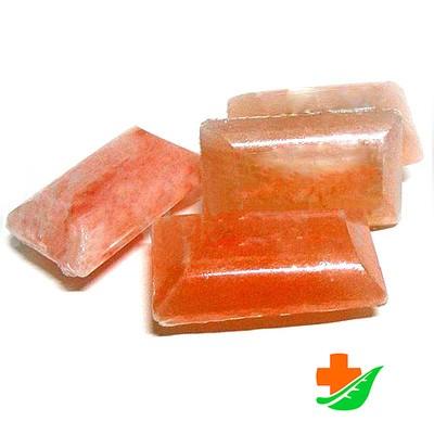 Соляное мыло WONDER LIFE Гималайская соль для ванны в брусочках аккуратной формы в Барнауле