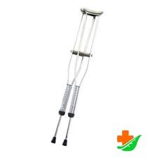 Костыли ARMED YU860 для инвалидов алюминиевые, до 120кг