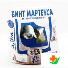 Бинт Мартенса АЛЬТАИР  3,5 м в индивидуальной упаковке