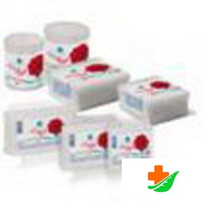 Ватные палочки РУСАЛОЧКА Super Soft в пакете с застежкой Zip 100шт