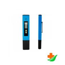 Портативный PH-метр ИВА-Тест с автоматической калибровкой, синий