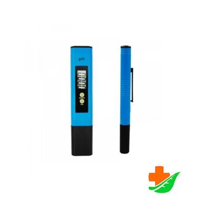 Портативный PH-метр ИВА-Тест с автоматической калибровкой, синий в Барнауле