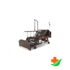 Кровать механическая MED-MOS E-45A (ММ-5424Н-00) туалет, «кардиокресло»