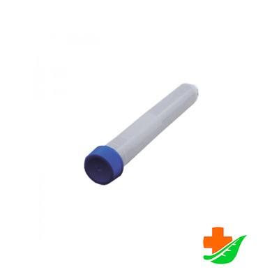 Пробирка полимер. коническая 10мл (с делен., винт. крышкой, н/ст) в Барнауле