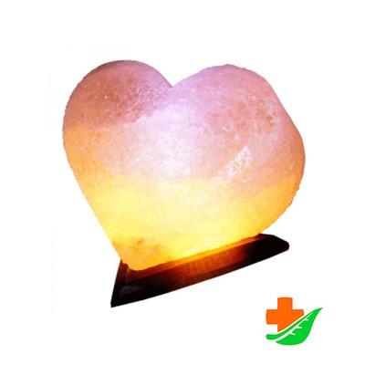 Солевая лампа Сердце 4-6кг в Барнауле