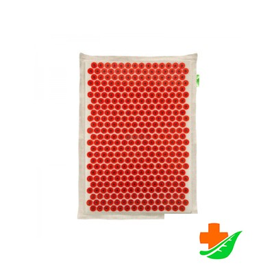 Аппликатор Кузнецова «Тибетский» Большой красный 41х60см