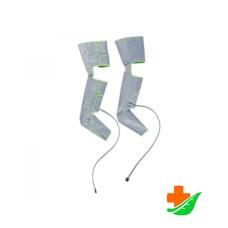 Массажер для ног GEZATONE AMG709 PRO для прессотерапии и лимфодренажа
