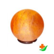Соляная лампа WONDER LIFE Шар (Феншуй) с диммером 3,5кг