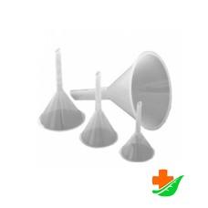 Воронки лабораторные полипропилен, диаметр 90мм, высота 155мм