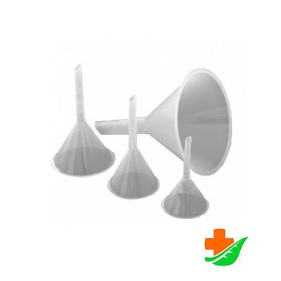 Воронки лабораторные полипропилен, диаметр 90мм, высота 155мм в Барнауле
