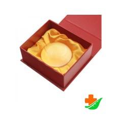 Лупа линза VEBER 6912, 4x, 60 мм в подарочной красной упаковке