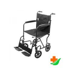 Кресло-каталка BARRY W4 (43см) складная до 100кг