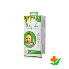 Аспиратор назальный BABY-VAC детский